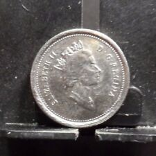 CIRCULATED 1998 10 CENT CANADIAN COIN(91817)1