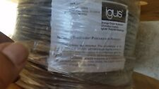 IGUS CONTROL CABLE,HIGH FLEX,SHLD,4C,AWG24 CF10-02-04