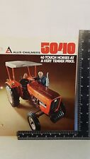 Allis Chalmers 5040 Tractor Brochure