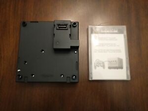 Nintendo GameCube GameBoy Player Accessory with Start-Up Disc and Manual