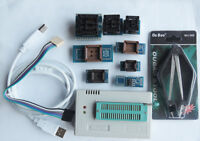 TL866II Plus USB High Performance Programmer + 9 Adapters Upgraded From TL866A