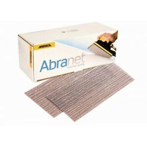 Mirka Abranet Strips 70x198mm Box 10 * ALL GRITS *