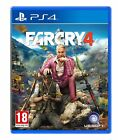 PS4 PlayStation Far Cry 4 Brand New Sealed Game