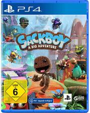Sackboy A Big Adventure PS-4