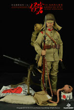 1/6 Scale World war II Japanese Army Soldier Action Figure Model Collection Toy