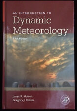 Introduction to Dynamic Meteorology Weather Climate Textbook 5th Ed Holton Hakim