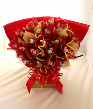FATHERS DAY LINDT LINDOR GIFT BOUQUET - UNIQUE GIFT IDEA , BIRTHDAYS, VALENTINES
