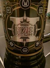 Blizzcon 2016 Exclusive Beer Stein Mug Cup Warcraft Hearthstone Blizzard Diablo