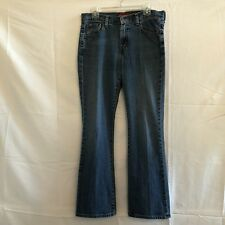 Levis 515 Womens Jeans Misses 10 M Boot Cut Stretch Low Rise Vtg Made In USA