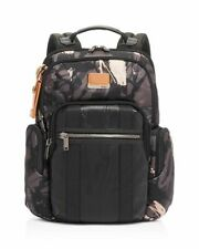 TUMI 0232681GHLP Bravo Nellis Laptop Backpack Ballistic Nylon Gray Camo NWT