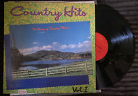 K-Tel The Best Of Country Music Vol. 1 Vinyl LP 1972-77