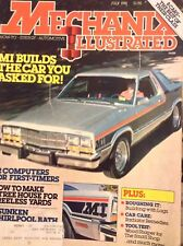 Mechanix Illustrated Magazine 22 Computer First Timers July 1981 042118nonrh