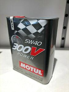 Motul 300V POWER 5W40 2,0L