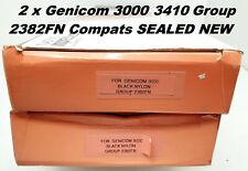 Genicom 3000 x 2 off BLACK RIBBONS for 3626 Group 2382FN Compats SEALED NEW