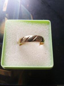 Goldring 585 gebraucht