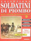 FASCICOLO COLLEZIONE SOLDATINI DI PIOMBO N. 21 - LA CAMPAGNA DI FRANCIA - DeA