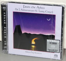 WATER LILY WLA-CS-59-SACD: FROM THE ASHES - Coryell, Subramaniam - USA 1999 SS