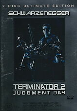 The Terminator 2: Judgement Day / 2 Disc Ultimate Edition - NEW DVD