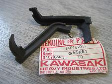 KAWASAKI NOS R/H ENGINE COVER GASKETS A1 A7 A1SS A7SS     14016-011