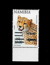 Namibia Leopard Overprint error