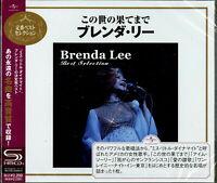 BRENDA LEE-BRENDA LEE BEST SELECTION-JAPAN SHM-CD E50