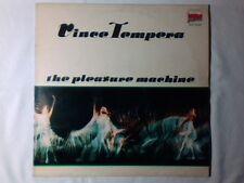 VINCE TEMPERA The pleasure machine lp LIBRARY BEATLES BYRDS BOB DYLAN JORGE BEN