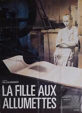 THE MATCH FACTORY GIRL - KAURISMAKI - ORIGINAL LARGE FRENCH MOVIE POSTER