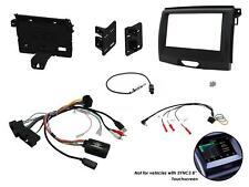 KIT INSTALLAZIONE E COMANDI AL VOLANTE RADIO MONITOR GPS 2DIN FORD RANGER 2016