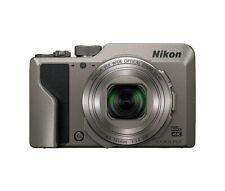 Nikon Coolpix A1000 16 MP Point & Shoot Digital Camera, Silver