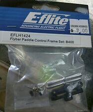 Eflite EFLH1424 Flybar paddle control frame set B400
