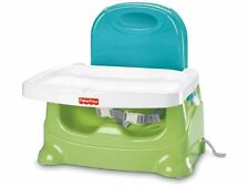 Fisher-Price Booster Seat, Green/Blue , New, Free Shipping