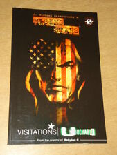 RISING STARS VOL 5 VISITATIONS UNTOUCHABLE TOP COW COMICS < 9781582407968