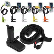 SUPPORTO TAVOLO COLLO SELFIE SMARTPHONE CELLULARE PIEGHEVOLE FLESSIBILE IPHONE