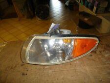 Driver Corner/Park Light Park Lamp-turn Signal Fits 97-03 GRAND PRIX 119604