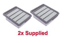 2x Panel Air Filter Standard OE  Fits Nissan R35 GTR VR38 VR38DETT Pair
