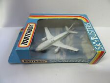 Matchbox Skybusters SB-28 Airbus A300 'Alitalia' - Mint/Boxed