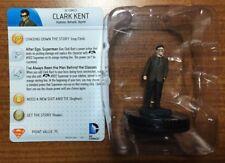 HeroClix Batman vs Superman CLARK KENT #013 Mass Market Exclusive Rare Figure