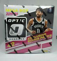 2019-20 Panini Donruss Optic NBA Basketball MEGA BOX
