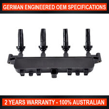 Ignition Coil Pack Citroen Berlingo Saxo Xsara Peugeot 206 306 KFX - Black Plug