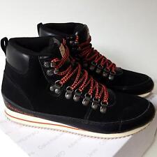CALVIN KLEIN Jeans Sneakers Alto tg EU 42 scarpe uomo pelle e suede Sconto 50%