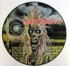 IRON MAIDEN VINYL LP IRON MAIDEN - PICTURE DISC