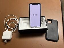 New listing Apple iPhone 11 Pro - 256Gb - Gray (Unlocked) A2160 (Cdma + Gsm)