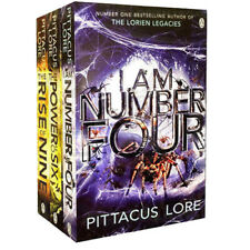 I Am Number Four Book Series