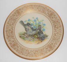 Lenox China Boehm 1978 Mockingbirds Plate