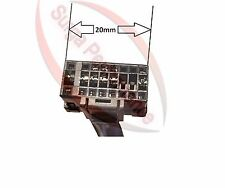 Alpine autoradio cable del adaptador CDA/CVA/cdm/CDE/CDX/CVA/ctm/TDM y TDA-serie