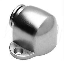Zinc Alloy Magnetic Door Holder Stopper Doorstop Wall Floor Mounted Safety Catch