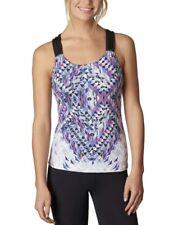 NWT Womens Prana Phoebe Tank Indigo Firefly Yoga Active Wear Top Shirt Sz XS