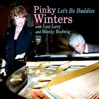 Pinky Winters  LET'S BE BUDDIES