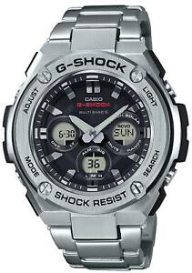 New!! Casio G-SHOCK G-STEEL Radio Solar GST-W310D-1AJF Men's Watch from Japan