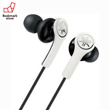 New Yamaha Eph-M100 In-Ear Headphones with Remote and Mic Cool White